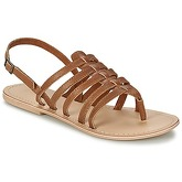 Betty London  TREMIN  women's Sandals in Brown