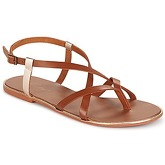 Betty London  AMERIA  women's Sandals in Brown