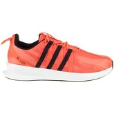 adidas  ZX Flux SL Loop Racer J  women's Shoes (Trainers) in Red