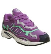 adidas Temper Run SHOCK PURPLE GLOW
