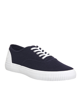 Fred Perry Barson Canvas NAVY PORCELAIN
