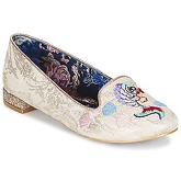 Irregular Choice  KISSY FISHY  women's Shoes (Pumps / Ballerinas) in White