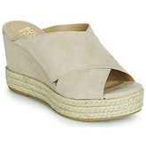Bullboxer  175013  women's Mules / Casual Shoes in Beige