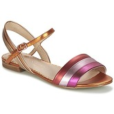 Mellow Yellow  DANY  women's Sandals in Pink