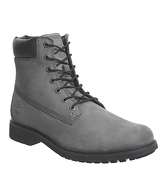 Timberland Mens Slim EIFFEL TOWER GREY NUBUCK