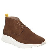 Ask the Missus Lacrosse Chukka RUST SUEDE