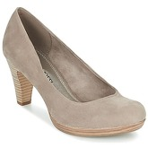 Marco Tozzi  FANDERSO  women's Court Shoes in Grey