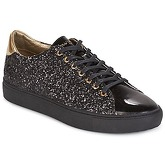 Mellow Yellow  CLALIE  women's Shoes (Trainers) in Black