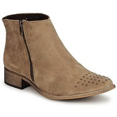 Betty London  TADELLE  women's Mid Boots in Brown