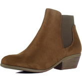 Spylovebuy  Elefant  women's Low Ankle Boots in Brown