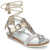 Regard  RABALU  women's Sandals in Gold