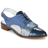 Regard  RAPILA  women's Casual Shoes in Blue