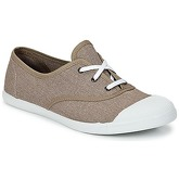 Yurban  APOLINIA  women's Shoes (Trainers) in Beige