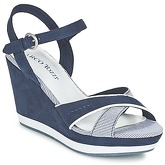 Marco Tozzi  PUKALI  women's Sandals in Blue