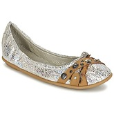 Regard  SOLI  women's Shoes (Pumps / Ballerinas) in Silver