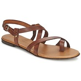 Dream in Green  LALERNA  women's Sandals in Brown