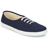 Yurban  ARTOUM  women's Shoes (Trainers) in Blue