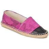 Betty London  GREYPAX  women's Espadrilles / Casual Shoes in Pink