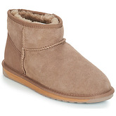 EMU  STINGER MICRO  women's Mid Boots in Beige