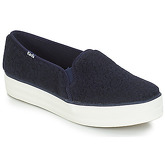 Keds  TRIPLE DECKER FAUX SHEARLING  women's Slip