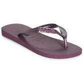 Havaianas  HAVAIANAS LOGO METALLIC  women's Flip flops / Sandals (Shoes) in multicolour