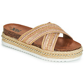 Xti  49102  women's Mules / Casual Shoes in Beige