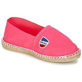 1789 Cala  CLASSIQUE  women's Espadrilles / Casual Shoes in Pink