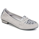 Regard  RUMALI  women's Loafers / Casual Shoes in Grey