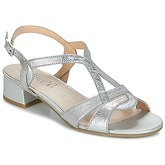 Caprice  SATIBO  women's Sandals in Silver