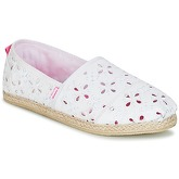 Superdry  JETSTREAM ESPADRILLE  women's Espadrilles / Casual Shoes in White