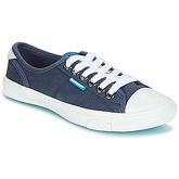 Superdry  LOW PRO SNEAKER  women's Shoes (Trainers) in Blue