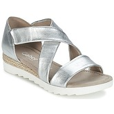 Gabor  WOLETTE  women's Sandals in Silver