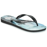 Havaianas  BRASIL  women's Flip flops / Sandals (Shoes) in Black