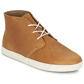 Element  BANNOCK CUP  men's Low Ankle Boots in Brown