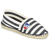 1789 Cala  RAYURES MARINES  women's Espadrilles / Casual Shoes in Blue