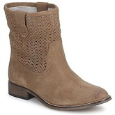 Betty London  OILOGUE  women's Mid Boots in Brown