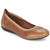 Dream in Green  FACHOUNA  women's Shoes (Pumps / Ballerinas) in Brown