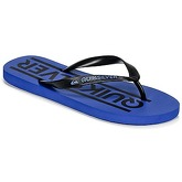 Quiksilver  JAVA WORDMARK M SNDL XKBK  men's Flip flops / Sandals (Shoes) in Blue