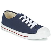 Yurban  DEOLIBO  men's Shoes (Trainers) in Blue