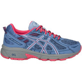 Asics  GEL VENTURE 6  women's Shoes (Trainers) in Blue