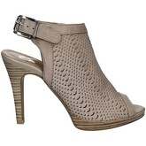 Grace Shoes  7402004 High heeled sandals Women Grey  women's Low Boots in Grey