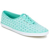 Keds  CH EYELET  women's Shoes (Trainers) in Blue