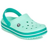 Crocs  CROCBAND CLOG  women's Clogs (Shoes) in Green