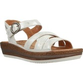 Mephisto  LUCIE MONACO  women's Sandals in Silver