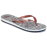 Roxy  TAHITI VI J SNDL RSG  women's Flip flops / Sandals (Shoes) in White