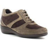 Stonefly  103215 Sneakers Women Brown  women's Casual Shoes in Brown
