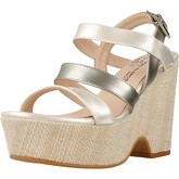 Angel Alarcon  16585A  women's Sandals in Silver
