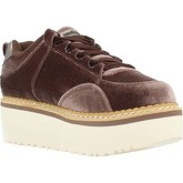 Coolway  DYLAN  women's Shoes (Trainers) in Brown
