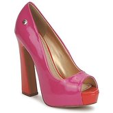 Blink  LANCASTER  women's Court Shoes in Pink