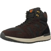 Armani jeans  935123 7A409  men's Shoes (Trainers) in Brown
